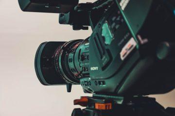 Câmera no set - Foto: Christian Wiediger