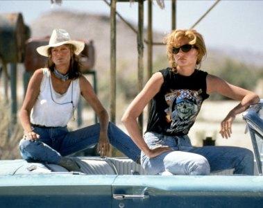 """""""Thelma & Louise"""" (1991), de Ridley Scott - Divulgação"""