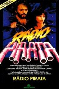 """""""Rádio Pirata"""" (1987), de Lael Rodrigues - Divulgação"""