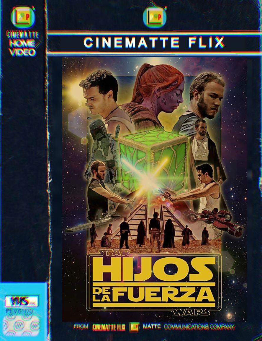 La «Película» española de Star Wars | HIJOS DE LA FUERZA
