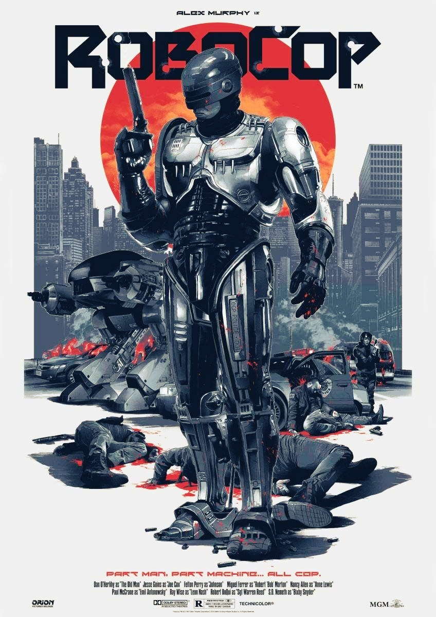 ROBOCOP | Returns + la serie TV