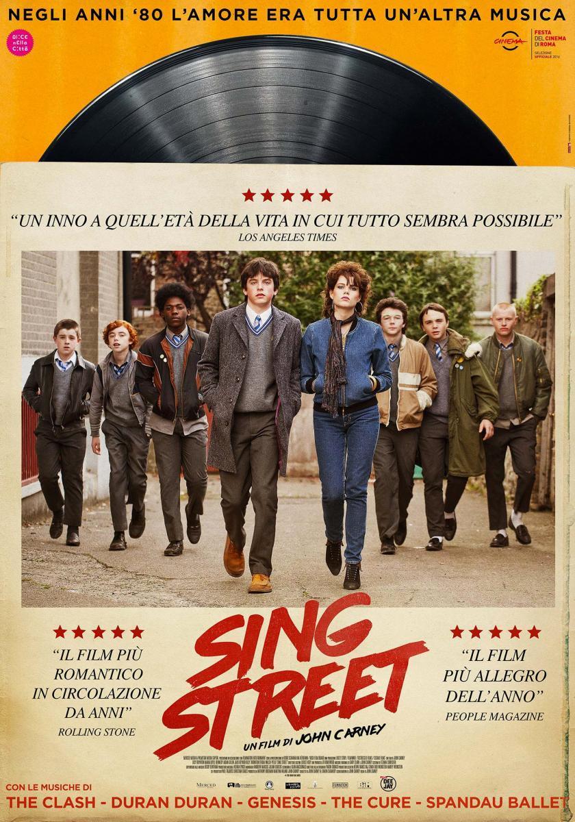 John Carney | Estudio de obra | Trilogía musical del viaje iniciático | Once, Begin Again y Sing Street
