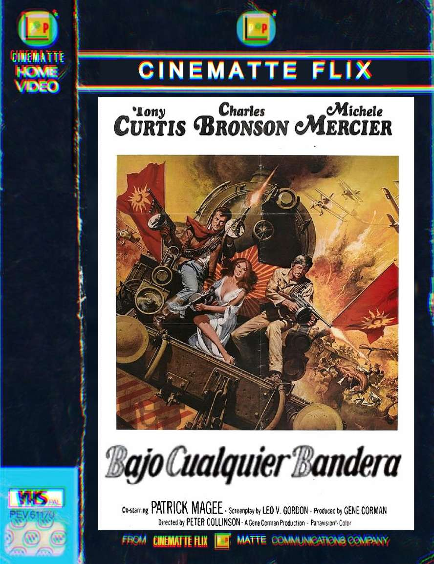 Ver gratis BAJO CUALQUIER BANDERA | 1970 ‧ Comedia/Aventura ‧ 1h 40m