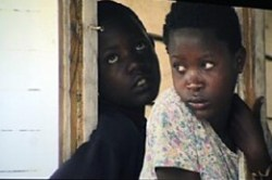 Voci dal buio di Giuseppe Carrisi - bambini congolesi