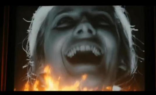 Bastardi senza gloria di Quentin Tarantino scena finale del cinema che brucia