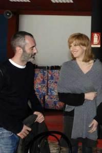 Giuseppe Capotondi e Ksenia Rappoport