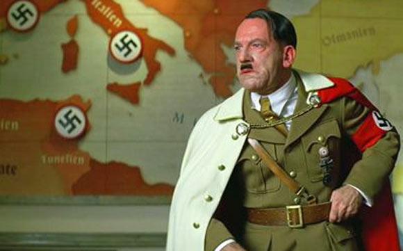 L'Adlof Hitler del film Bastardi senza gloria