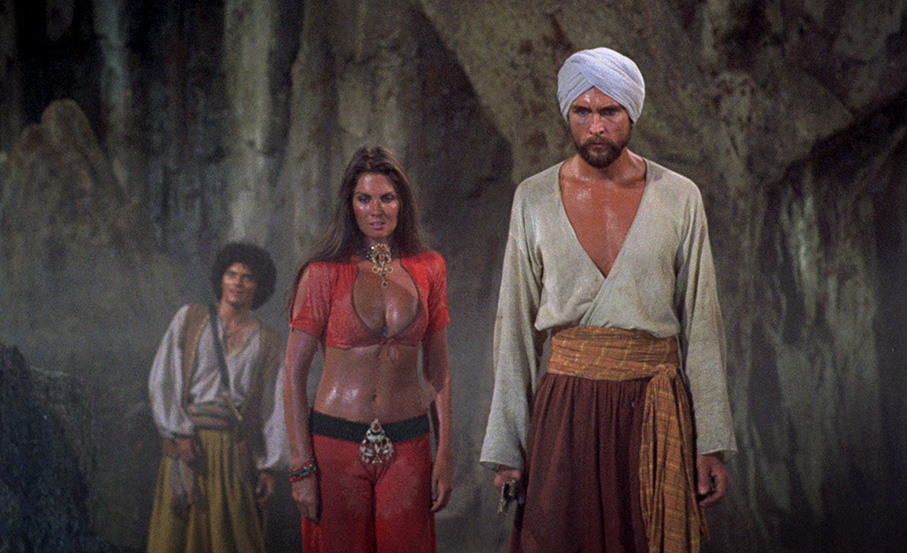 Image result for the golden voyage of sinbad caroline munro