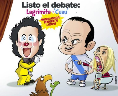 El Cuau debate