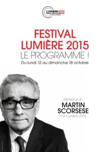 FESTIVAL LUMIERE 2015