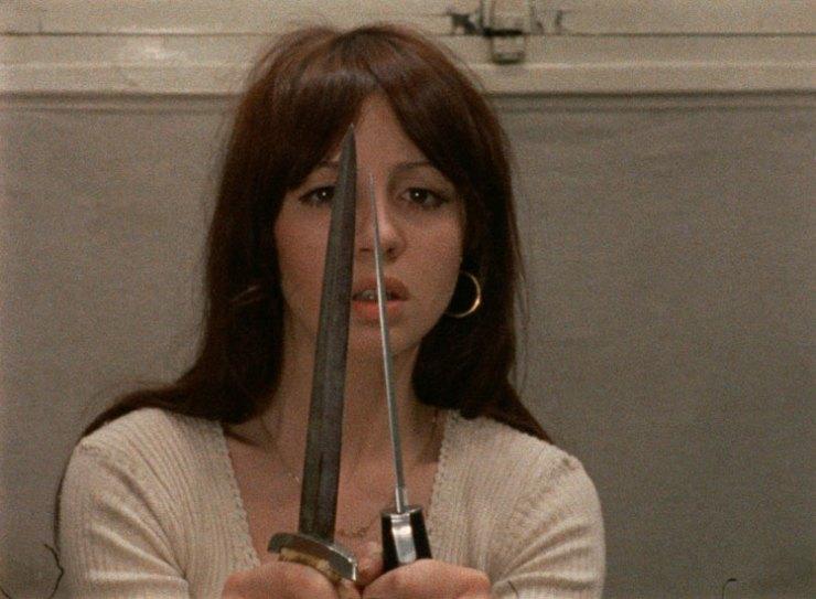 Juliet Berto in 'Out 1'