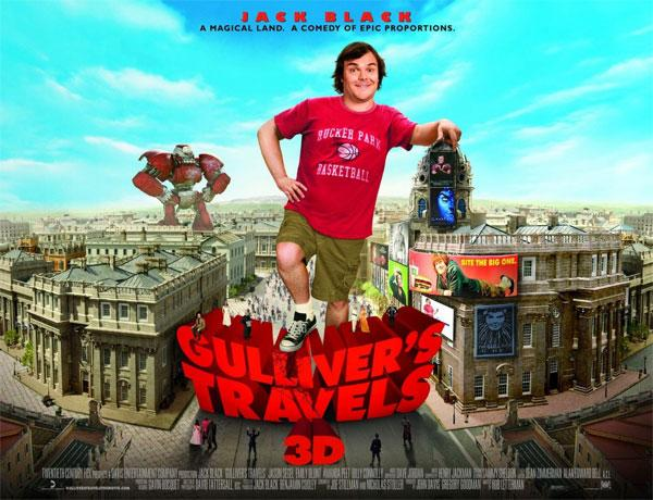 Filme As Viagens De Gulliver Gullivers Travels CinePOP