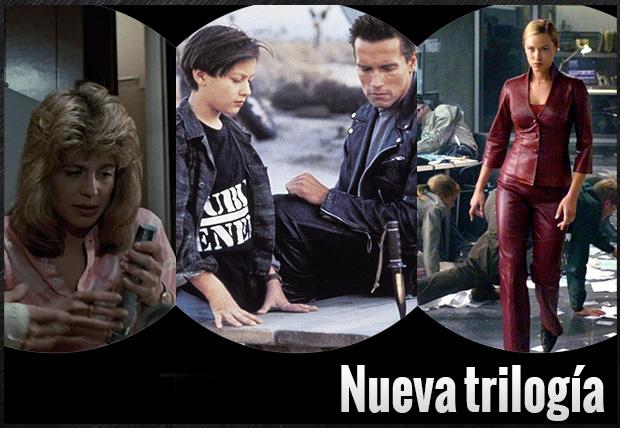 Terminator 5 ser el inicio de una nueva triloga  Cine