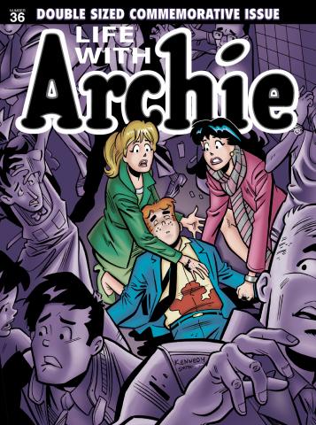 life with archie muerte de archie