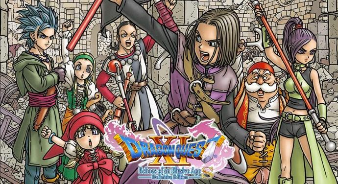 đánh giá Dragon quest 11
