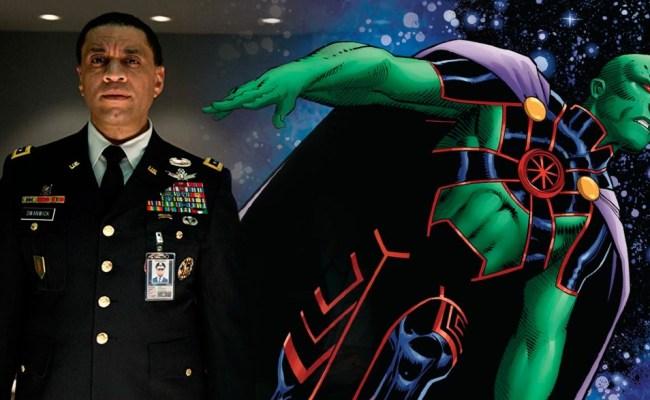 Zack Snyder Revela Presencia De Martian Manhunter En El Dceu