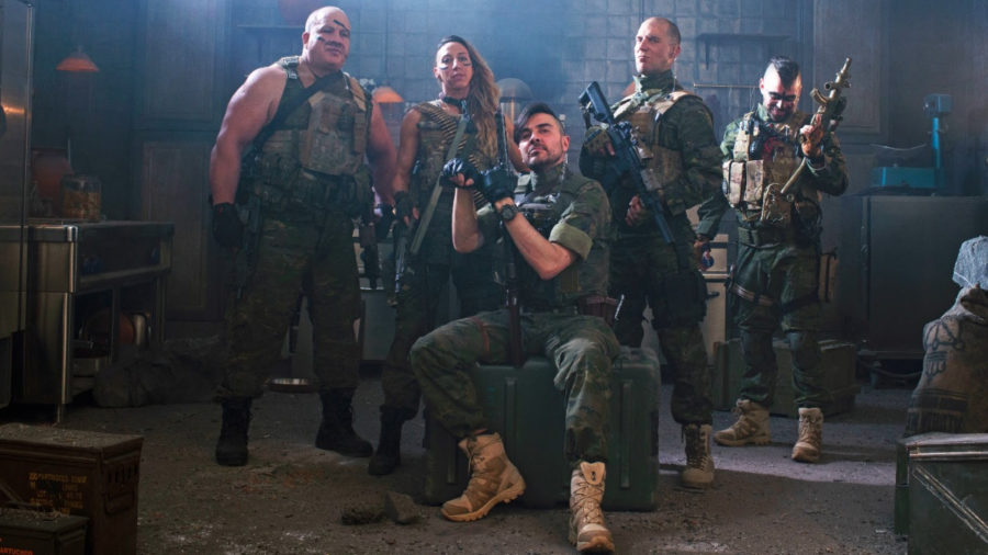 Los militares que pelean contra los atracadores en La Casa de Papel temporada 5