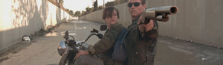 """From the Stereo to Your Screen:  """"You Could Be Mine"""" by Guns 'n' Roses from Terminator 2: Judgment Day"""