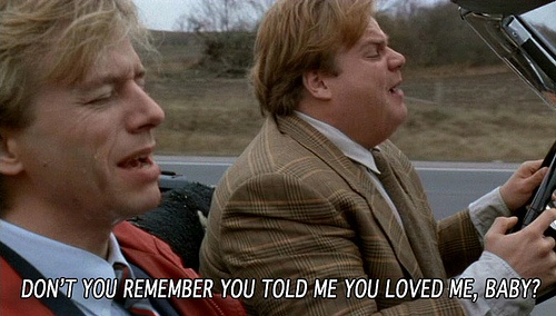 tommy boy singalong