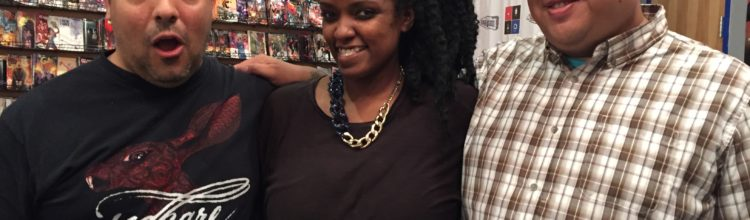 CINEPUNX Episode 66: Talking Coens with Jasmin Carroll (Amalgam Comics)