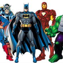 BOOKSHELF: SUPERHERO BODIES Explores the Endless Permutations of Identity