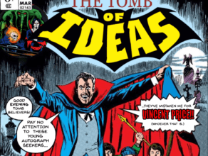 "TOMB OF IDEAS: Episode 11 – ""Chekov's Net Gun, Bo!"""