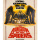 Kingdom of Spiders original film poster William Shatner