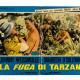 Johhny Weissmuller Tarzan poster