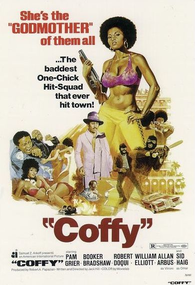 Blaxploitation poster Coffy