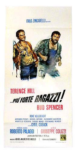 Piu Forte Ragazzi poster
