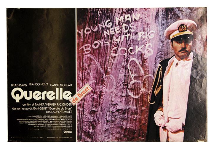 Querelle original film poster