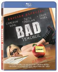Bad Teacher ya en Blu-Ray