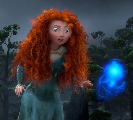 Brave. Mérida la princesa de Pixar