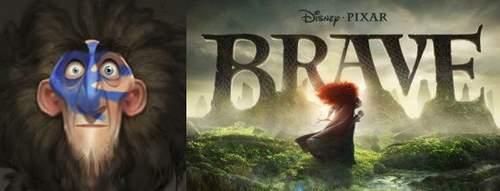 Primer trailer en español de Brave