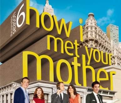 Como conoci a vuestra madre, estreno en DVD