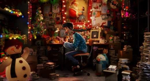 Crítica de Arthur Christmas