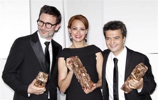 Premios César 2012.