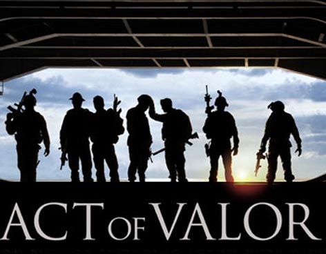 Act of valor.