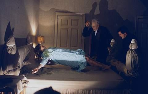 El Exorcista.