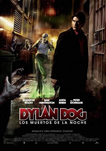 Póster Dylan Dog.