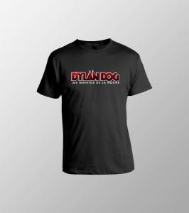 Camiseta Dylan Dog.