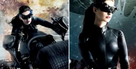 Anne Hathaway quiere más catwoman.