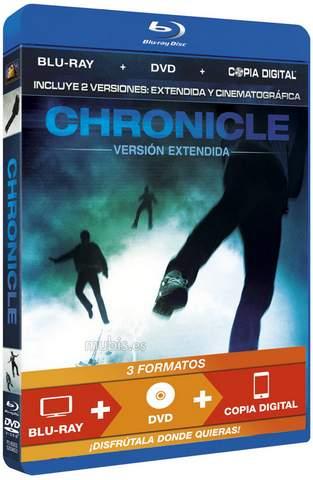 Blu-ray Chronicle.
