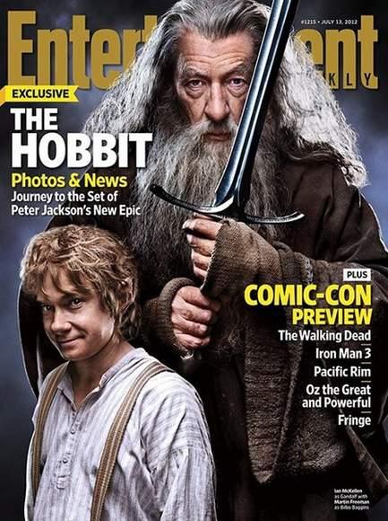 Entertaiment El Hobbit.