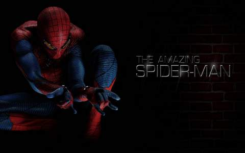 The Amazing Spiderman.