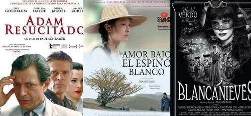 Mejores películas del 2012.
