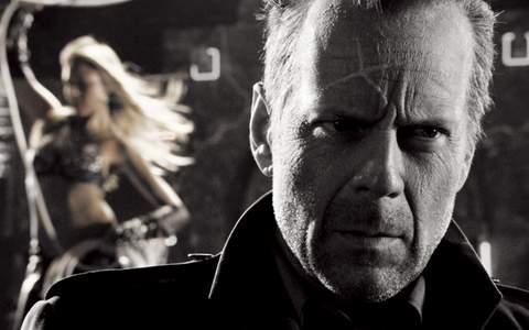 Bruce Willis en 'Sin City'.