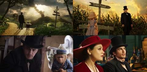 Oz, un mundo de fantasía.
