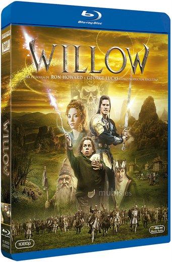 Willow wn Blu-ray