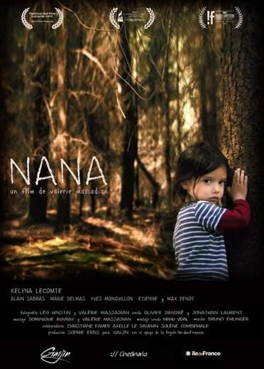 """Póster de """"La Nana""""."""